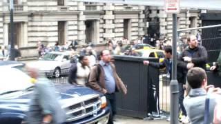 On Set: Crowd Rush
