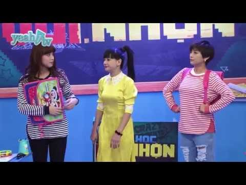 Lớp Học Vui Nhộn 19 | Khởi My & Huy Khánh | Fullshow [Game Show]
