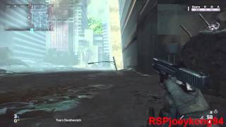 NEW! Call Of Duty Ghost Glitches Easy Knife Jump Out Of