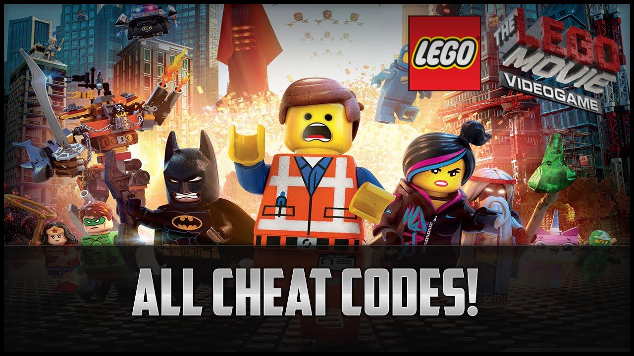 LEGO Movie 2 Video Game Secret Cheat Codes ...