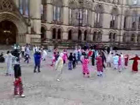Manchester Flashmob