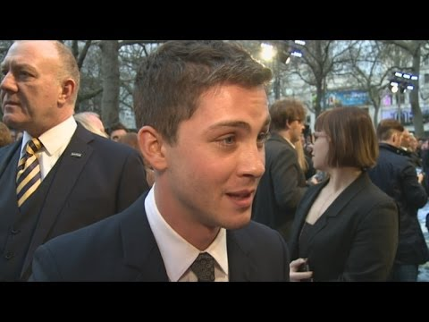 Logan Lerman interview: Emma Watson kicked ass in Noah