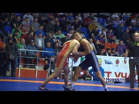 В минувшие выходные в нашем городе прошёл 23й Всероссийский турнир по греко-римской борьбе памяти Александра Нестеренко