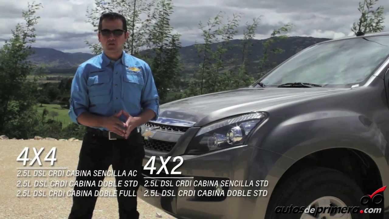 Nueva Chevrolet D Max 2014 En Colombia Lanzamiento Autos Autos Post