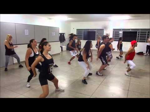 Amor de chocolate-coreografia ACADEMIA DE DANÇA MONTANA