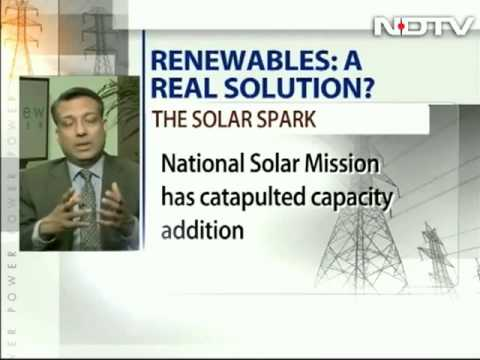 I Mean business  can renewable energy help solve lndia's power