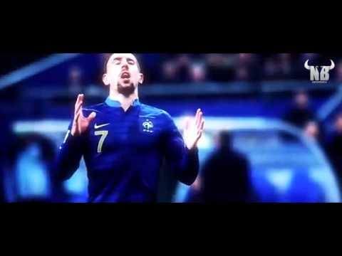 cristiano ronaldo vs lionel messi vs franck ribery le ballon d'or