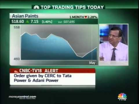 Asian Paints may test Rs 545: SP Tulsian