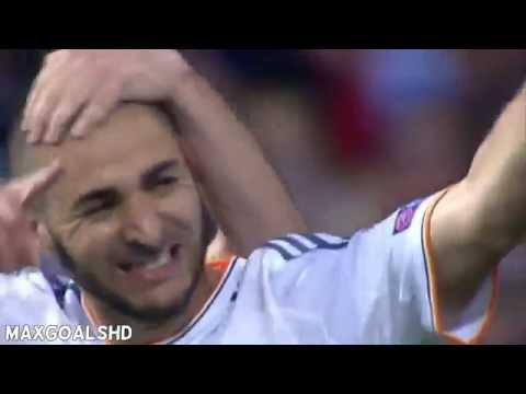 Real Madrid vs Bayern Munich (23/ 04/2014) All Goals and Highlights