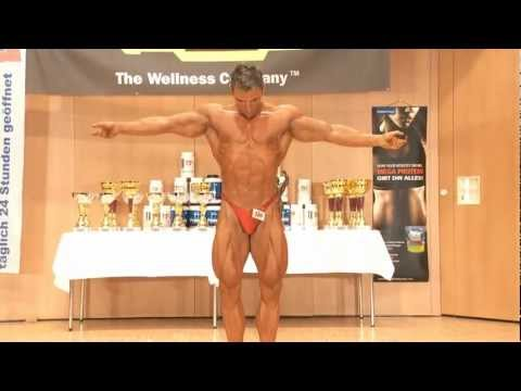 Peter Medved (SLK), NABBA / WFF Austrian Open 2011