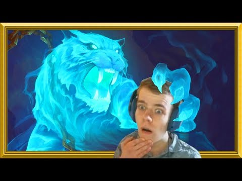 What Is This Astral Tiger Druid Doing In High Legend?!