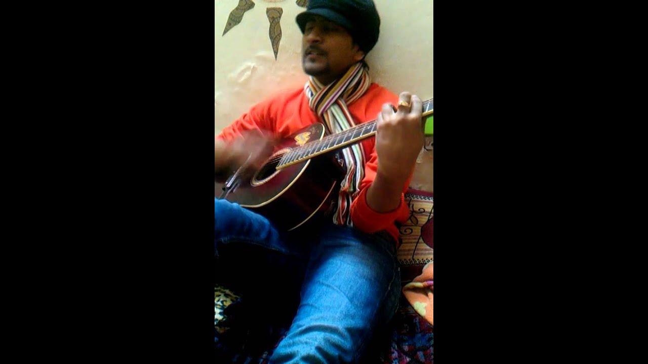 Barish guitar from yaariyan by anuj nevatia :) - YouTube