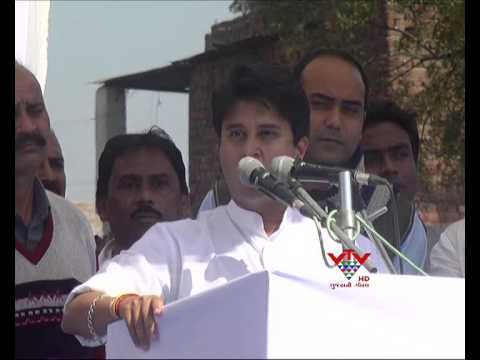 Growth of Gujarat stunted under Narendra Modi: Jyotiraditya Scindia - VTV