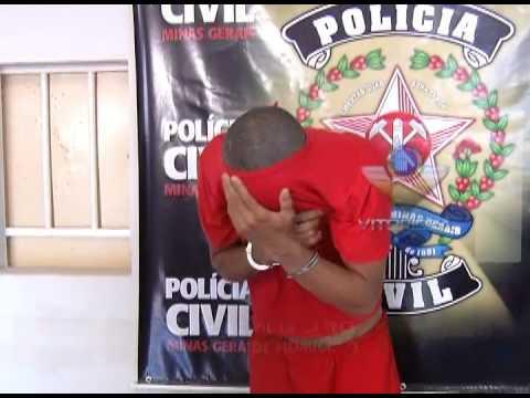 Suspeito de homicídios é preso em Uberlândia