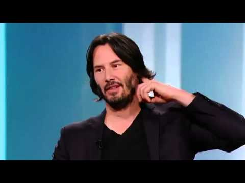 Keanu Reeves and Tiger Chen on George Stroumboulopoulos