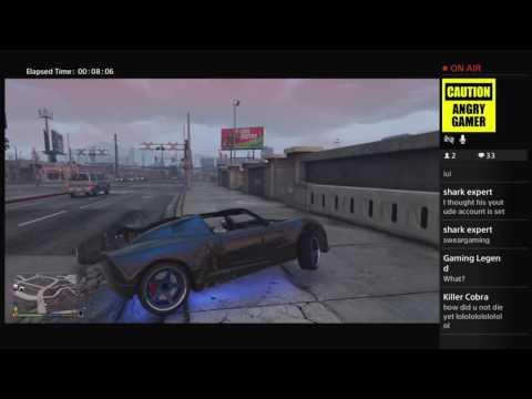 GTA5 ROCKET VOLIC!