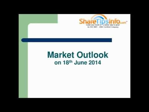 Nifty Stock Market Trading Trend report for 18 June 2014 by Sharetipsinfo