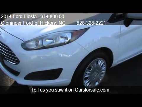 2014 Ford Fiesta S - for sale in Hickory, NC 28602