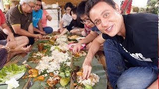 The Ultimate Indonesian Food Day Trip - HUGE Nasi Liwet Feast!