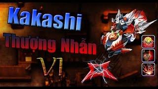 Bang Bang trên Zing Me - Kakashi Skin Thượng Nhẫn VI