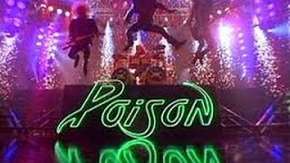 11/21/88 Poison with Britny Fox in Louisville, KY concert radio promo