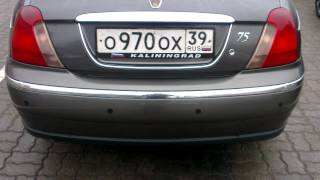 Ровер 75 Rover 75 2000 г.в. Калининград