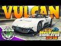 Car Mechanic Simulator 2018 : Aston Martin Vulcan W12 Restoration! $3.5 Million Car! (PC)