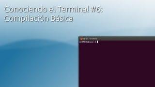 Linux terminal: Compilación Básica