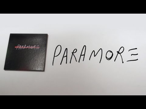 Paramore: Limited Edition Box Set (Unboxing)