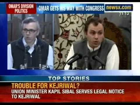 Jammu & Kashmir news: Omar Abdullah wants division of Jammu and Kashmir into 700 units