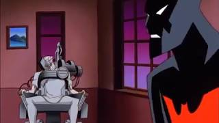 Batman Beyond discovers Bane