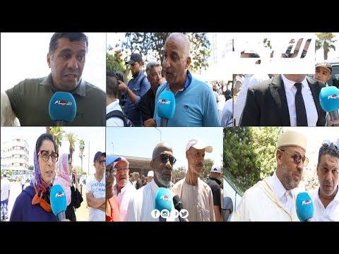 شهادات مؤثرة في حق الراحل عبد المجيد الظلمي