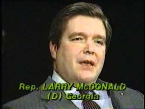Larry McDonald on the New World Order