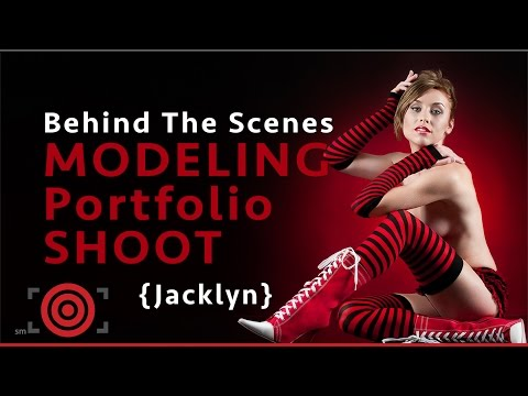 Jacklyn Sutton Beauty and Glamour Modeling Portfolio