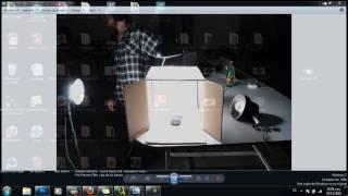 Fotografía: Como hacer una caja de luz