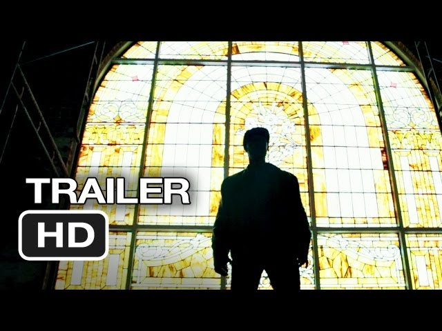 Blackhats Official Trailer #1 (2013) - Thriller Movie HD