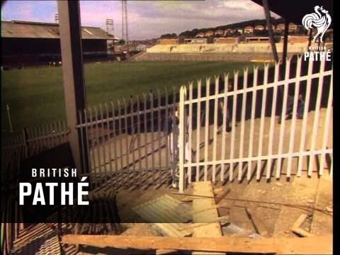 Crystal Palace F.C. New Stand - Colour (1969)