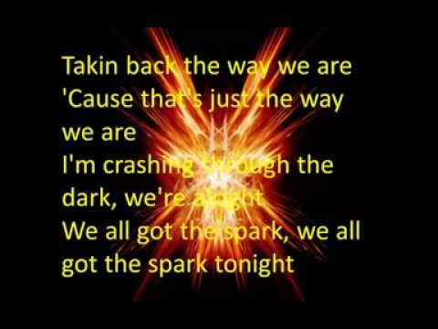 Afrojack The Spark ft Spree Wilson ORIGINAL LYRICS