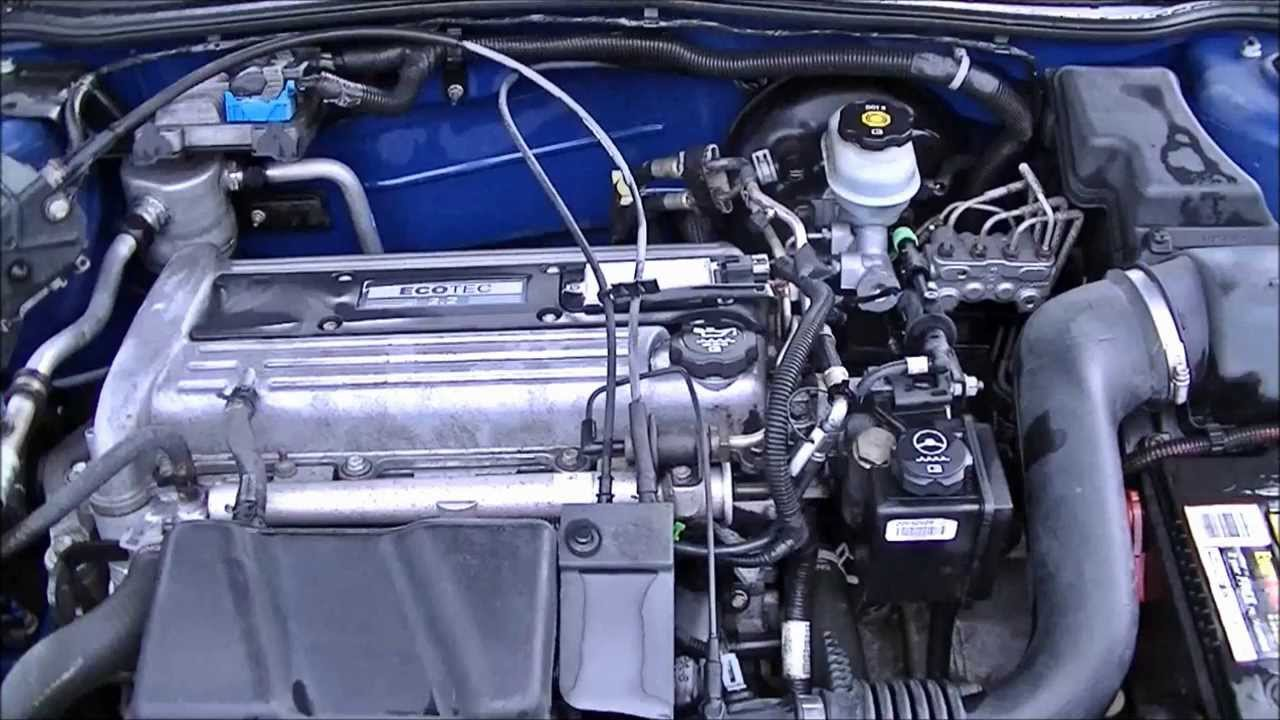 2003 Chevy Cavalier Water Pump Pt1