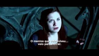 Harry Potter E As Relíquias Da Morte Parte 2 Trailer