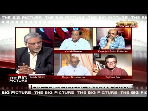 The Big Picture - Have Indian Corporates abandoned their political neutrality?