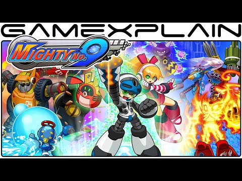 Mighty No. 9 - Launch Day Livestream!