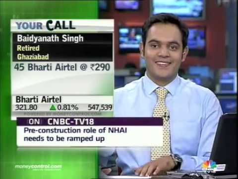 Stay invested in Bharti Airtel: Sudarshan Sukhani