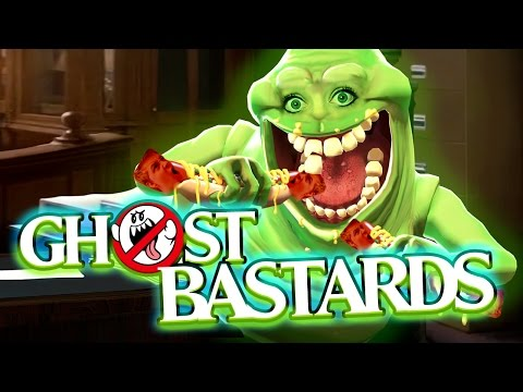 GHOSTBASTARDS 💀 TTT #061 ★ Trouble in Terrorist Town