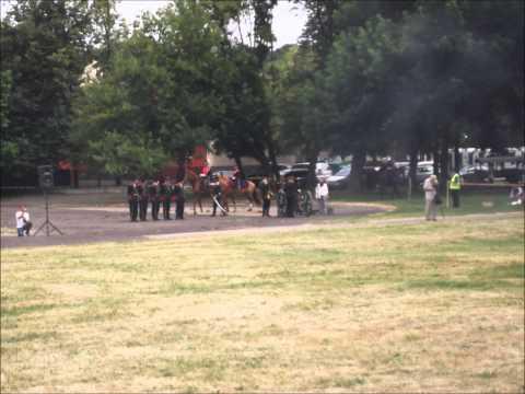 1863 SUKILIMO PAMINEJIMAS KAUNAS 2013.06.24