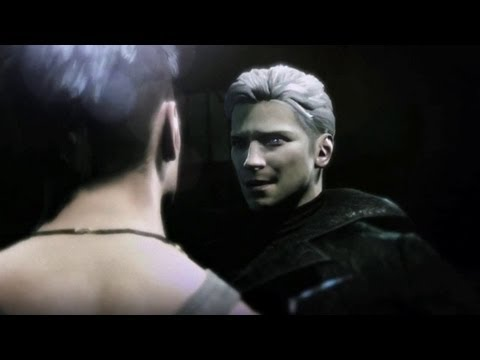 Devil May Cry - 'Vergil Reveal Trailer @ GamesCom 2012' TRUE-HD QUALITY