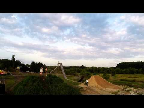 GoPro: Bartek Oglaza one day at FreestyleFamily Backyard