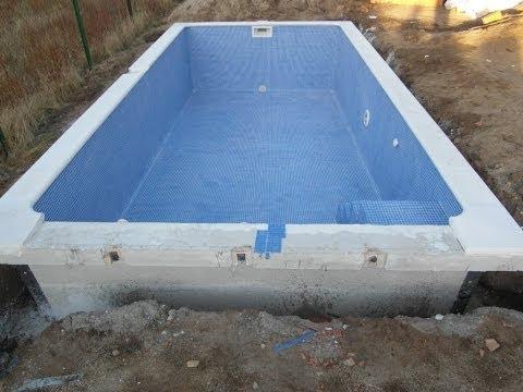 Piscinas premoldeadas de hormigon filtro para la piscina - Comprar piscina prefabricada ...