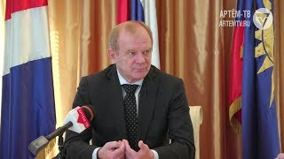 Информ-час с главой АГО Александром Авдеевым