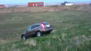 Honda CR-V offroad 4.2010.MOV videos
